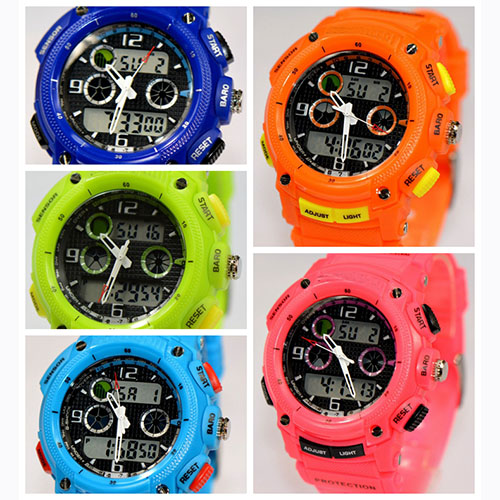 New Model Cheap Digital Watches Multifunction Sport Watch Made In China